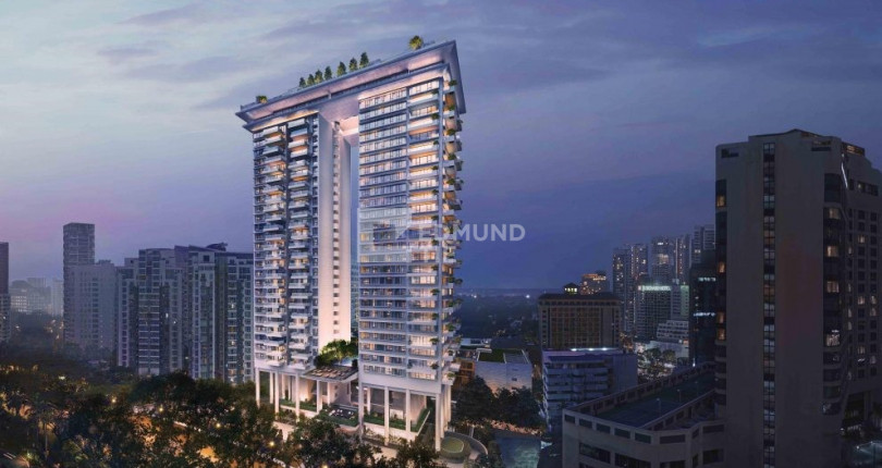 A new benchmark for luxury: Boulevard 88