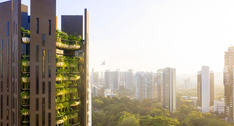 Paradise reimagined, ultra-luxury living in EDEN