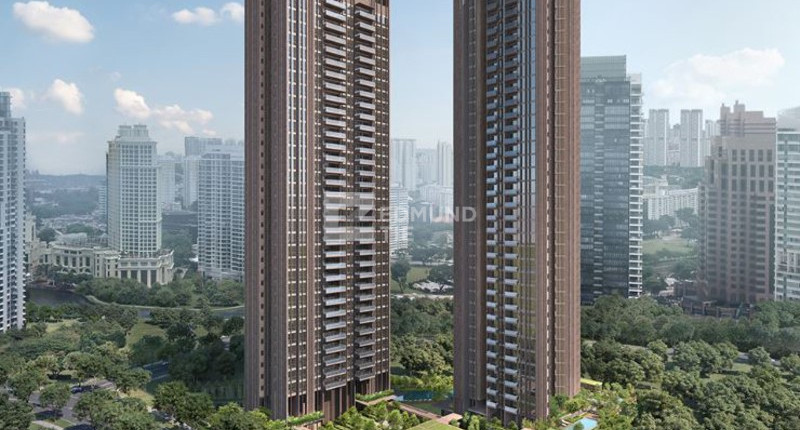 The Avenir – contemporary freehold living in the heart of the city