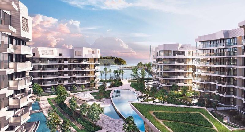 Corals at Keppel Bay – Luxury Urban Marina Living