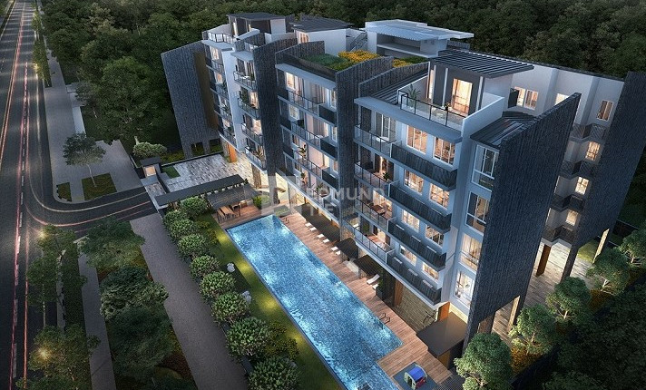 Infini at East Coast – Freehold luxury for generations